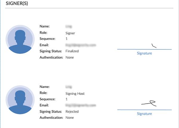 Signers-Status