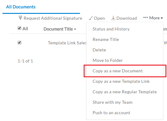 copy in progress documents as new resend documents