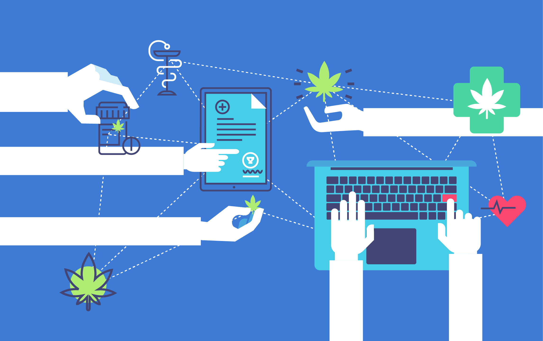 Electronic Signature for Medical Marijuana Business