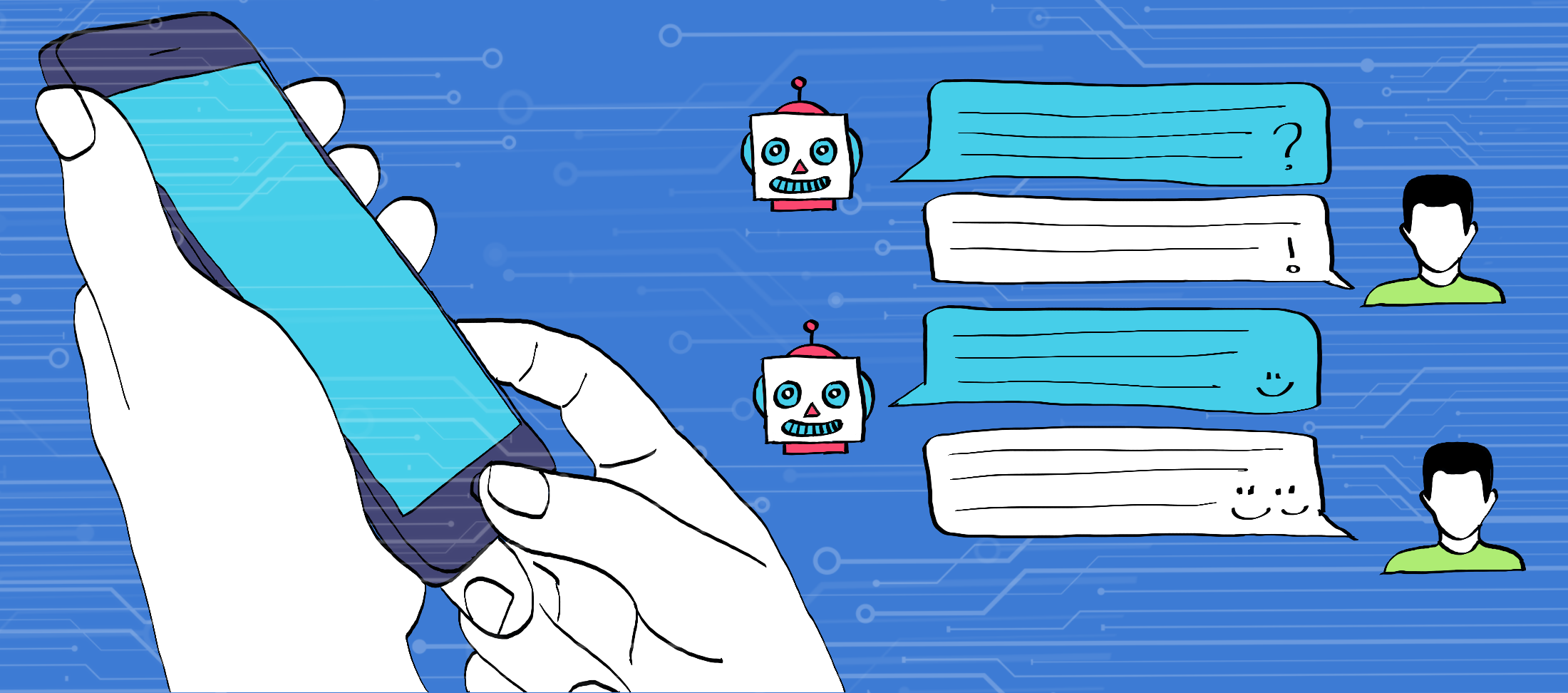How to use chatbots to grow your business - A Beginner's Guide
