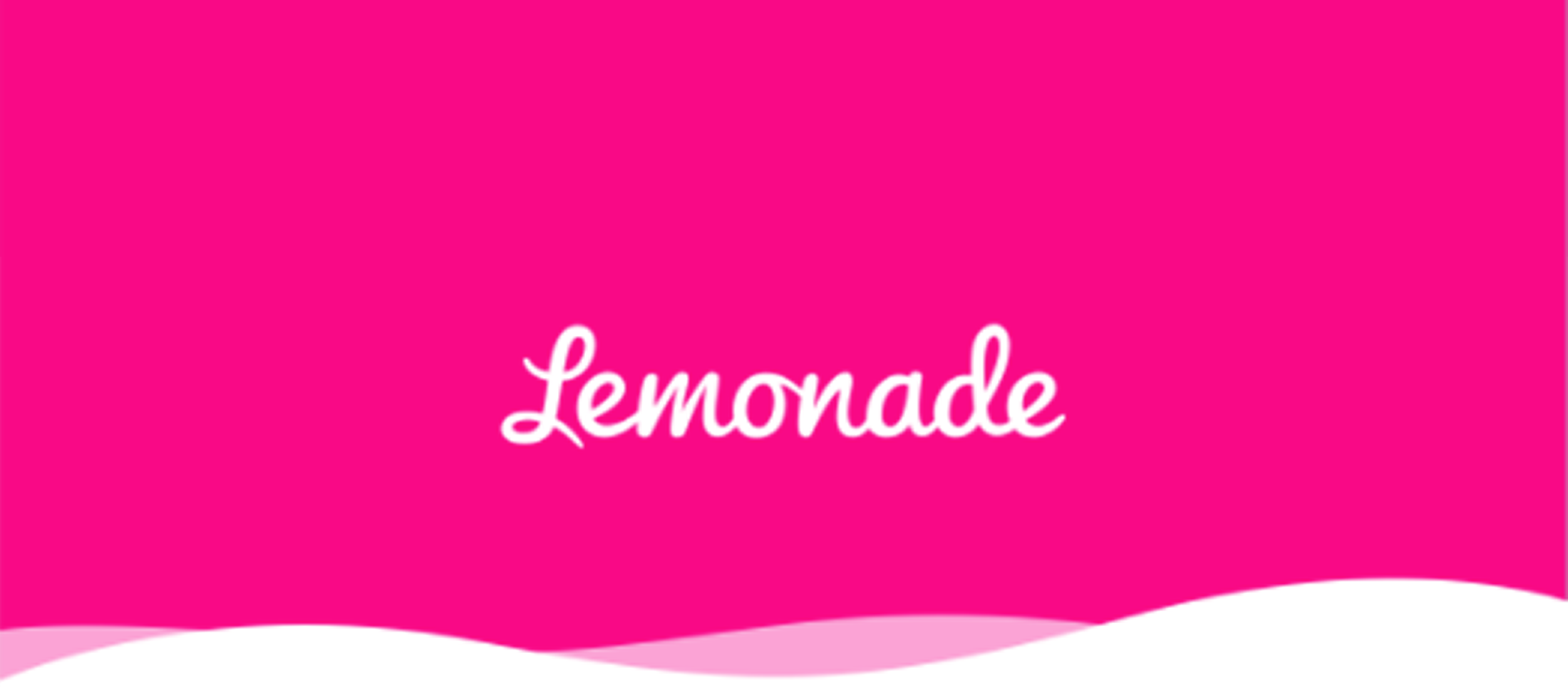 Lemonade insurance new P2P app